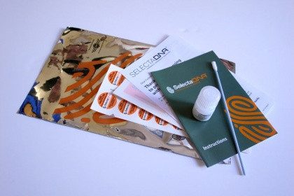 SelectaDNA Bike & Scooter Kit