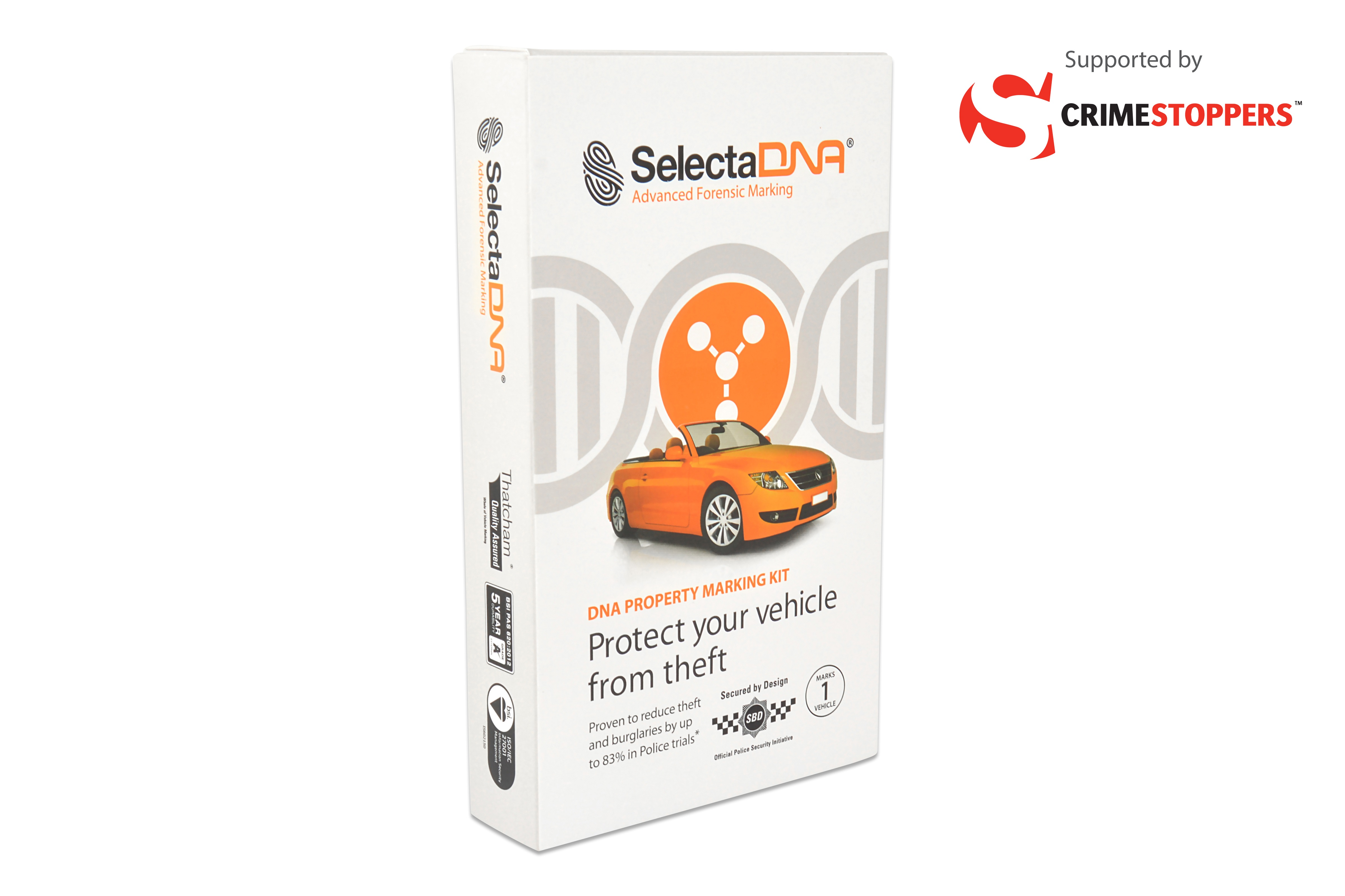 SelectaDNA Vehicle Kit