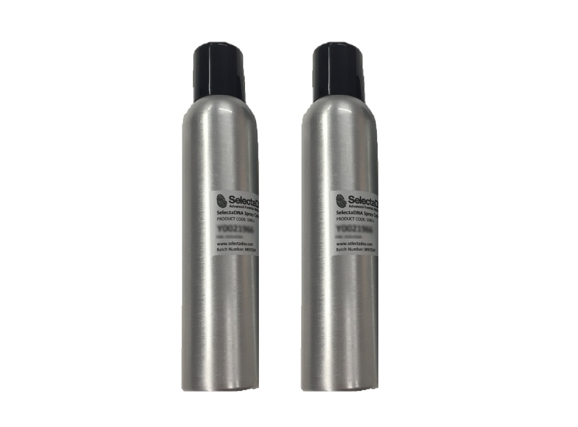 SelectaDNA Aerosols for Slimline Unit (Twin Code)