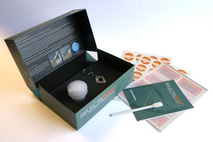 SelectaDNA Kit Per Equitazione