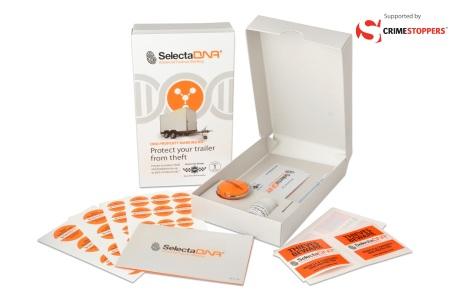 SelectaDNA Equestrian Kit