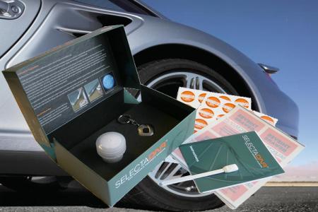 SelectaDNA Fahrzeug Kit