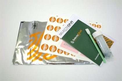 SelectaDNA Home Campaign Kit