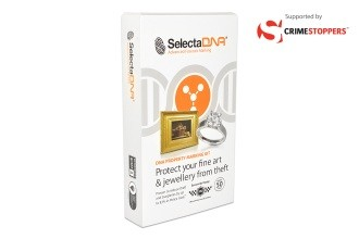 SelectaDNA  Kit oeuvre d'art