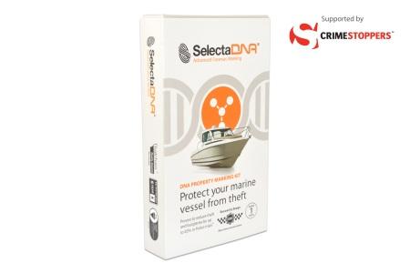Kit de seguridad para barcos de SelectaDNA