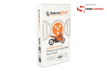 SelectaDNA Motorbike, Scooter or Moped Kit