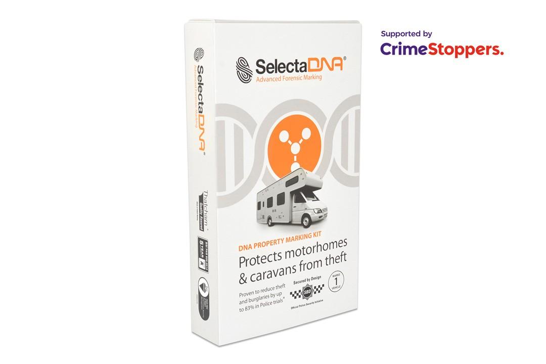 SelectaDNA Motorhome and Caravan Kit