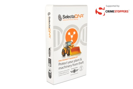 SelectaDNA Plant and Machinery Kit