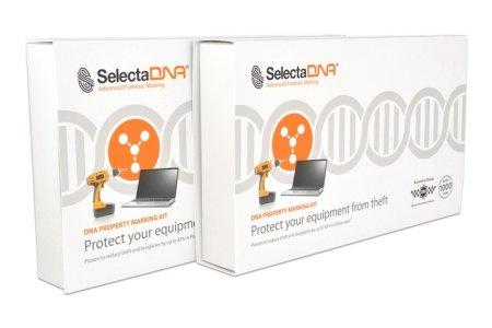 SelectaDNA Stöldskyddsmärkning för 1000 föremål