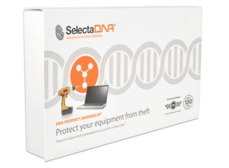 SelectaDNA Vehicle & SatNav Kit