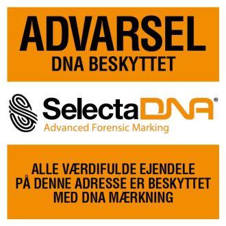 SelectaDNA Erhvervs Kit 100-mærkninger thumbnail