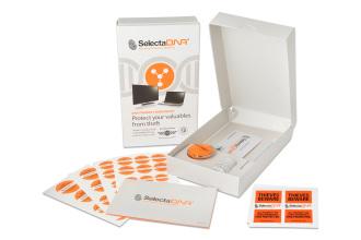 Kit de seguridad para bienes de SelectaDNA  (50 artículos) thumbnail