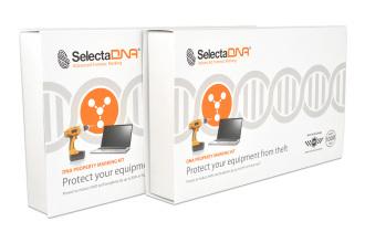 SelectaDNA nærings kit- 1000 merkinger thumbnail