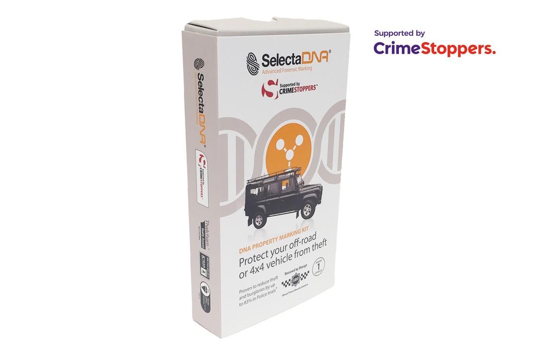 SelectaDNA Off-Road or 4x4 Kit thumbnail