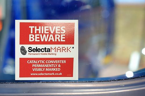 Selectamark CAT Marking Kit thumbnail