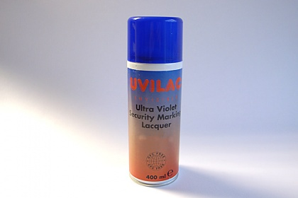 UV Spray Lacquer