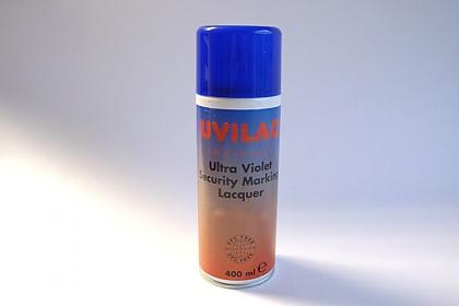 UV Spray Lacquer