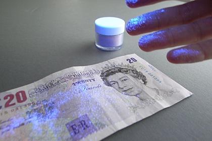Tracciante di Polvere UV